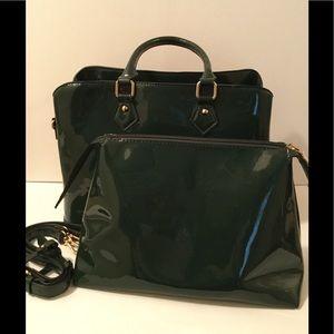 Handbags - Women's 3 Piece Tote Set
